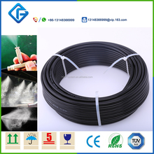 1/4 size High pressure air cooling PA12 nylon braided hose pipe