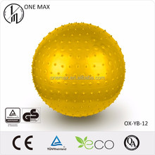 For Outdoor Exercise bouncy rubber ball with handle