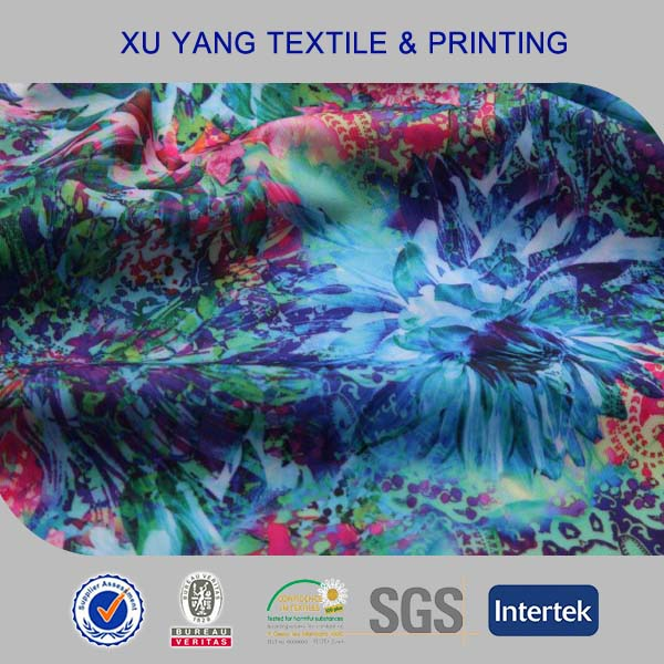 Nylon digital printing fabrics