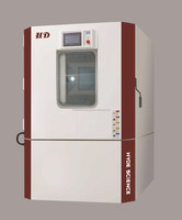 Programmable environmental damp heat test chamber