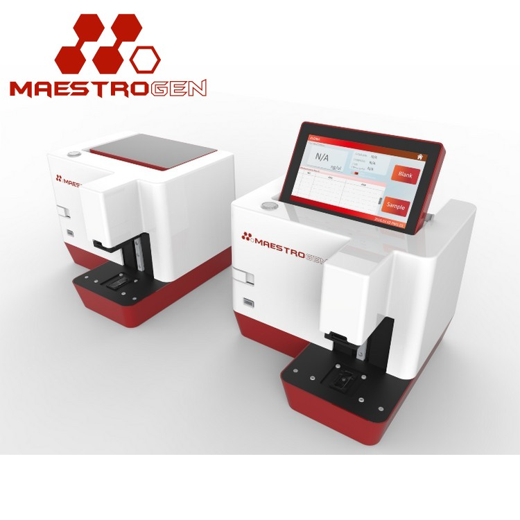 MaestroGen MN-913A RNA 200nm-1100nm uv-vis spectrophotometer with FCC certificate