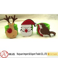 Alibaba hot sale !!!Christmas ornament felt napkin ring for promotion MADE IN CHINA