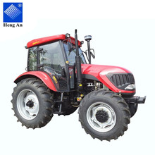 Cheap prices 40-50HP four wheel farm tractor prices in China market hot sale in south africa