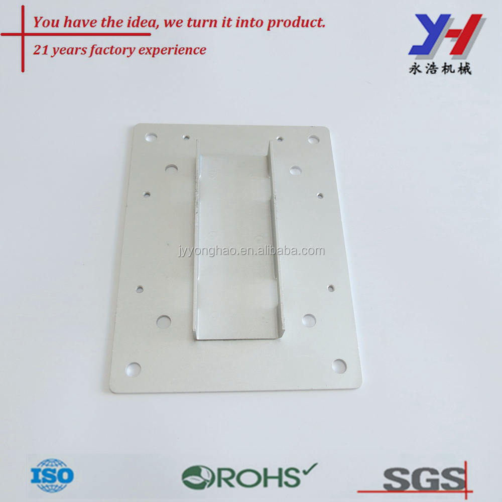 OEM ODM customized Professional China small metal bracket fixture manufacturer