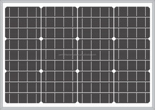 40w 4BB Mini Small Mono Solar Panels with High Efficiency
