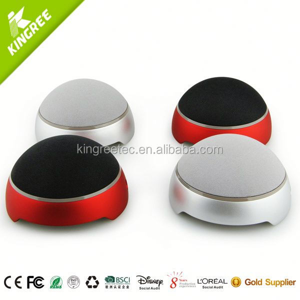 Fashion USB 2.1 tv speaker systems with subwoofer from mini speaker manufacturer