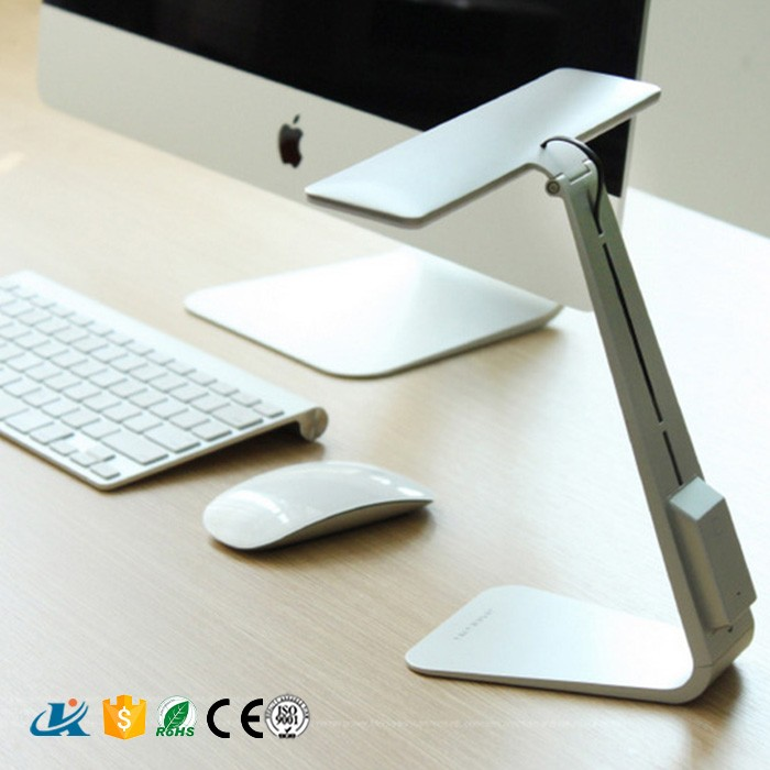 OEM ODM 3W Touch Control LED Office Desk Lamp with battery