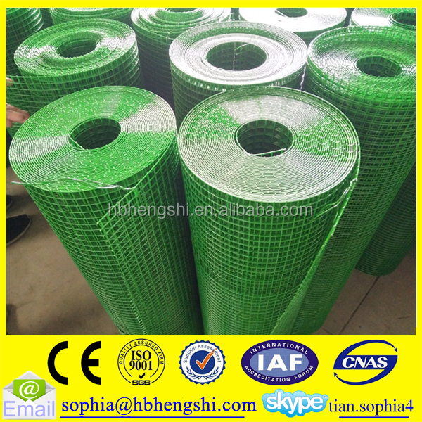 factory offer welded mesh pvc coated welded wire mesh