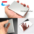 2017 new products RFID Stainless Steel Wallet Credit Card Holder