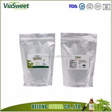 ViaSweet blend powder in jar erythritol stevia rebaudiana for wholesale