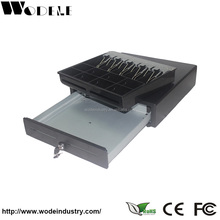 Electronic Metal Pos RJ11 Cash Drawer with 5 bill and 8 coin slots