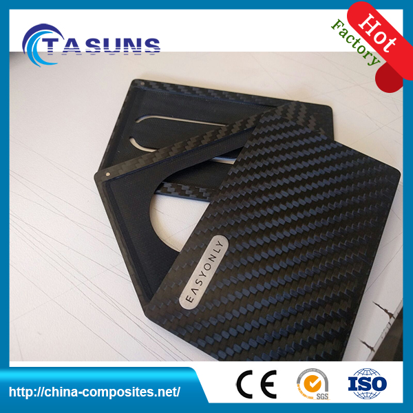 2016 new style Carbon Fiber Business Card holder / Money Clip