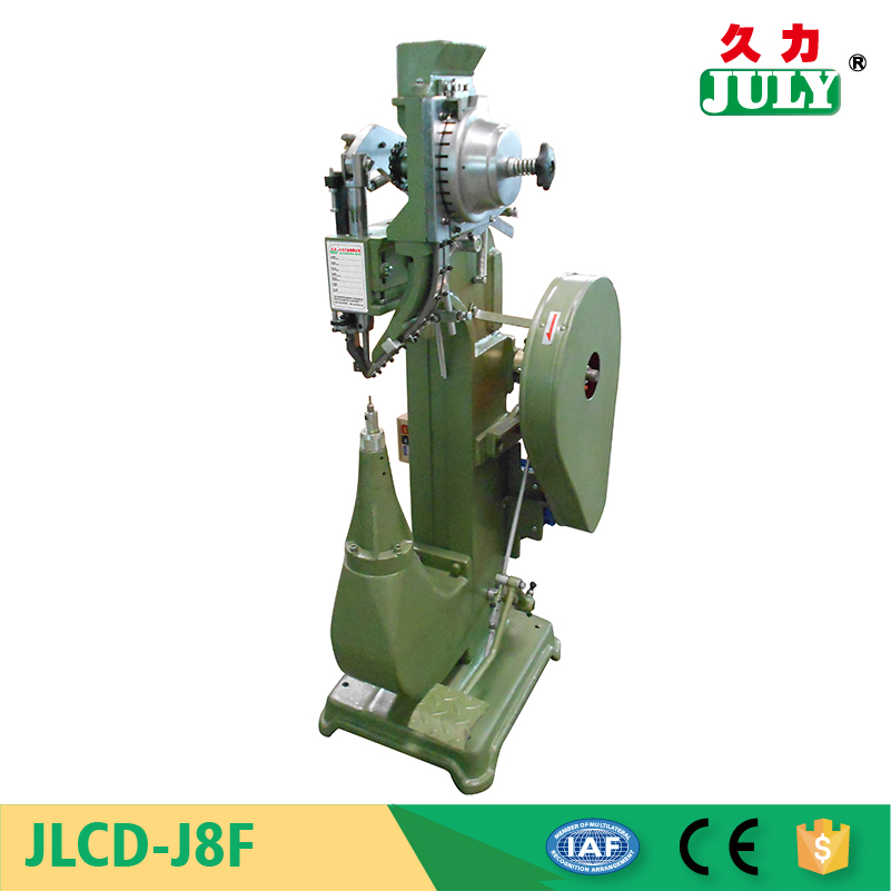 discount JULY brand high pressure riveting machine for hollow rivet