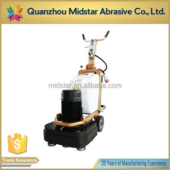 380-440V three phase machine for concrete grinding
