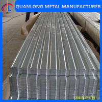 cheap galvanized steel roof tile