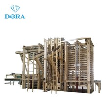 Hot sell automatic particle board production line/gypsum board production line/hand sanitizer production line