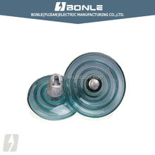 Cap and pin type Toughened glass insulator