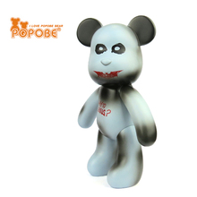 2016 New Designs Bear Toy 10 Inch PVC Bear Decoration Promotion Gifts