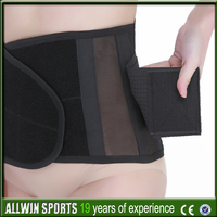 shijiazhuang Allwin innovative products 2016 neoprene lower lumbar support belt xxl
