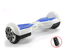 Smart childrens adults electric drift scooter car two wheel balance scooter with remote control