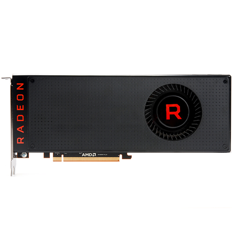 Newest AMD Radeon RX Vega 64 and 56 Graphics Card 2048 Bit 8192 MB Vega 10 XT For Bitcoin Mining AMD Radeon RX Vega 64