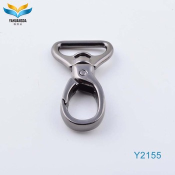 Sample design new product r d ring trigger snap hook wholesale