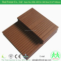 Bespoke wood polymer composite WPC profiles outdoor deck wall panel