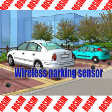 Automated Parking Space Detection Sensor for Car Park Guidance and Information System