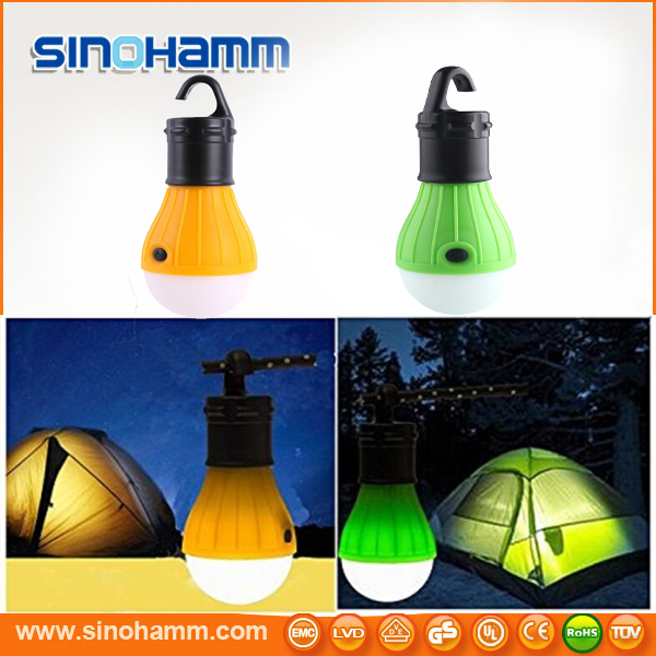 2017 Most Popular Camping, Hiking, Emergencies Outdoor Portable LED Camp Light LED Tent Light