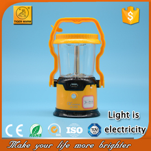 Best led solar camping lanterns with mobile phone charger JA-1972