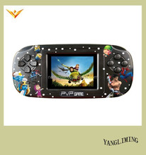 colorful appearance game console with PVP GAME 2.5