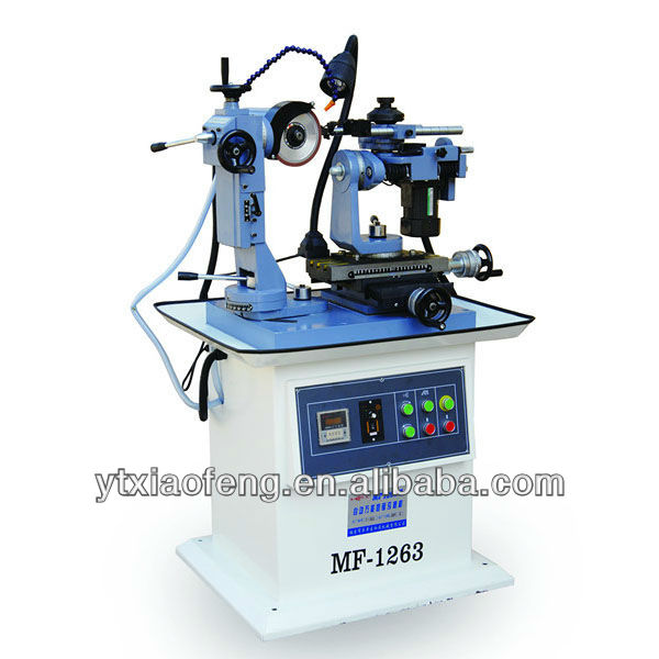 MF1263 carbide saw blade sharpening machine