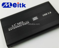 Top Selling 2.5 inch external enclosure usb3.0 hdd box hard disk case