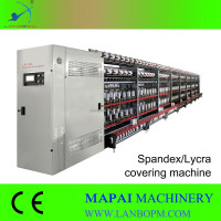 MENEGATTO/OMM TYPE Spandex/Elastic Covered Yarn Making Machine