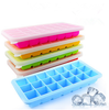 Square Shape Mould Baby Food Storage