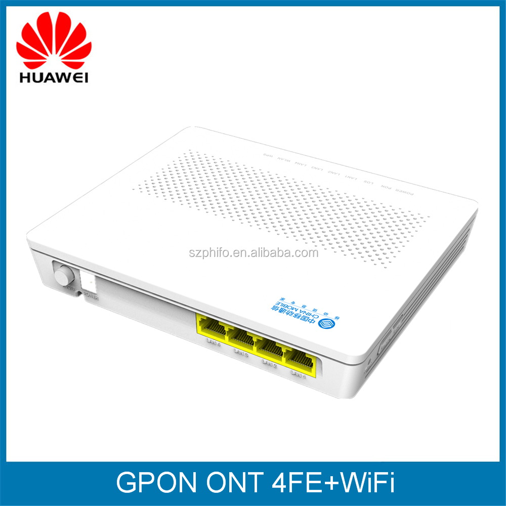 Huawei GPON HG8345R ONT WIFI router