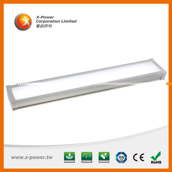 Reduce maintenance costs 60cm 15W led damp proof lamp