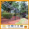 Anping haiao galvanized & powder coated RAL steel fence steel fence post for sale