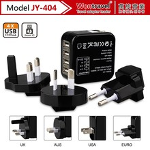 Mobile phone accessories 5V/4.4A CE Approved UK USB Charger Adaptor, Made in China UK Wall travel adapter for Iphone