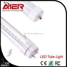 Contemporary odm 18w t8 led red tube anim