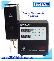 Digital Flame Photometer \ flame spectrophotometer with printing function