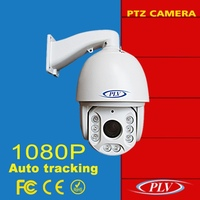 top 2.0M pixel outdoor sony cmos ip ptz hd camera work with h.265 dvr, IP66 Infrared Night Vision Security Surveillance