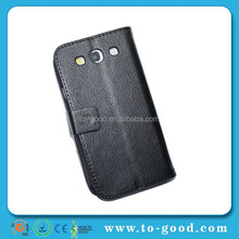 For Samsung galaxy S3 i9300 leather case,wholesale for Samsung galaxy S3 i9300 case