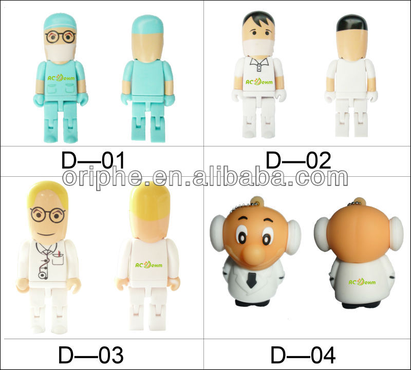 doctor usb drive ,new model usb drive for promotion