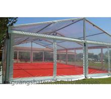 Wedding air conditioned tents 16x22 marquee party tent 10x10
