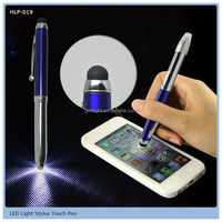 Multi Function Promotion Stylus Touch Pen