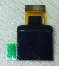 0.66 inch blue 64*48 resolution small OLED display module YX-6448HLBEG15