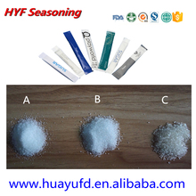 3g white sugar for instant tea or coffee or airline use from China manufacturer