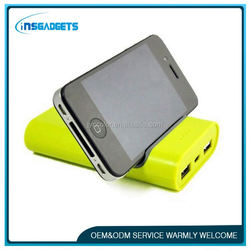 8000mah portable power bank holder,T0C127 power bank,mobile power bank