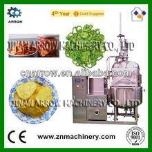 Healthy Nutritional Fruit Vacuum Fried Banana Chips Machine